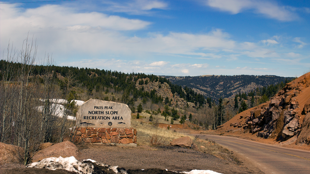 Welcome to Pikes Peak by wauterboi