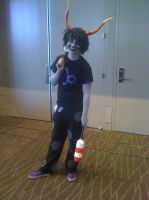 Gamzee Makara by Mind-Like-A-Puzzle