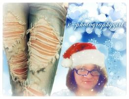 Its Christmas time Photography Girl by x--photographygirl