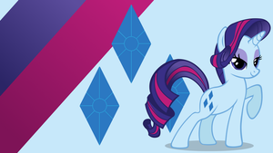 - Sparkler Wallpaper - by Ponyphile