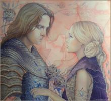 Lord and Lady Durbar by kimberly80