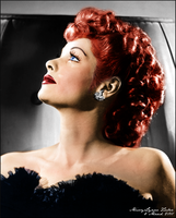 Lucille Ball by MissyLynne
