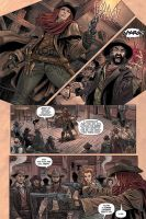 Few and Cursed Page Preview! by FelipeCagno