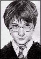 Little Harry Potter by Flubberwurm