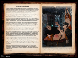 Rust ~ Let the Crime Fit the Punishment by CeeAyBee