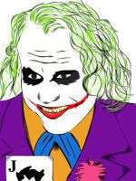 The Joker Modern/Classic animated Joker by Lecter213