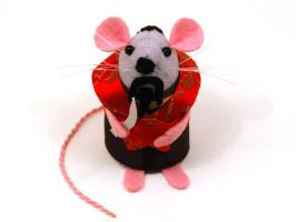 Samurai Mouse by The-House-of-Mouse