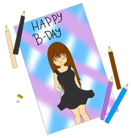 Happy B-Day by Lali-the-Bunny