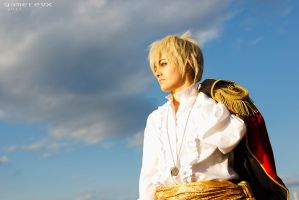 Solace - Pirate!England (Hetalia) by GaMeReVX