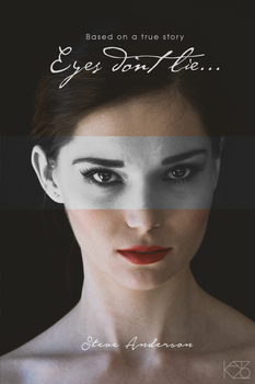 Book Cover - Eyes dont lie by KAVIZO