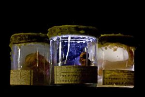Thing in a Jar props by FoxH