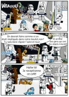 Ah les stormtroopers! by Linebeck18