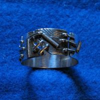 Cyborg Ring by harlewood
