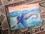 Encounters: ACEO for Sysirauta by Kelii