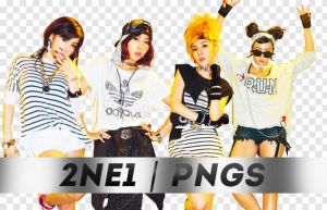2NE1 PNG by MilenaHo