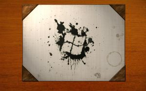 Windows Splatter Desktop by dberm22