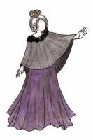 Piumaggio : Raven Twilight : Fashion Design by mitsuki0tennyo