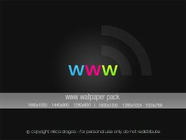 WWW Wallpaper Pack by name23