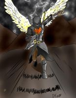 Like an Angel by Dan-Fortesque