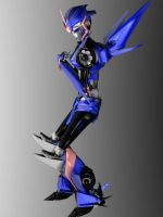 ARCEE BE STRONG 02 by g2mdluffy