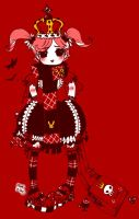 +little city lolita in red+ by FahrSindram