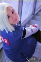 Android 18 vol 2 by xXSyneaXx