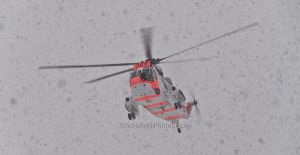 Sea King First Snow by SindreAHN
