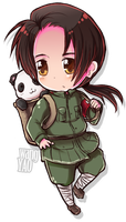 Chibi Series - China by say0ran