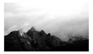 Catalina Mountains by Arcanacaries