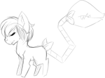 Thank for new oc frind - free plant pony by Ad-opt