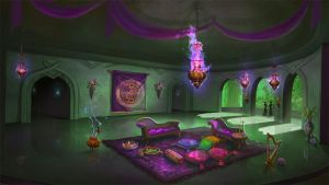 Highborne lobby / living room by Eepox