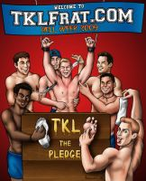 TKLFrat Home Page by achillesheelart