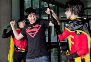 Fanime 2012: Young Justice by anthenii-san