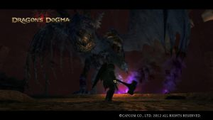 Dragon's Dogma - The Ur-Dragon by DarkStarAngelo