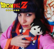 Chichi (Milk) cosplay 5 by ArGe
