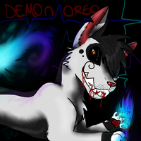 Demon oreo... by Michibu