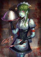 Mad Maid by zamboze