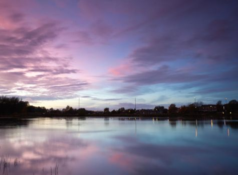 Evening Sky by scotto