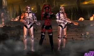 Darth Talon V3 013 by WLN73