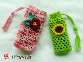 """""""Cellphone"""" Cases Col.1 by winter-fall"""