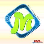 M Design Logo by mido4design