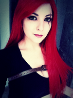 Katarina W.I.P by Dragunova-Cosplay