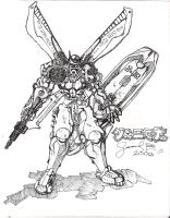 Mecha by jthree68