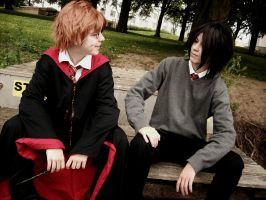 Harry Potter - Friends For Ever by CosplayFriendsPro