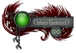 infinity unchained - logo design by nightwing1975