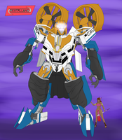 Autobot Seaspray  Movie and Alana by destallano4