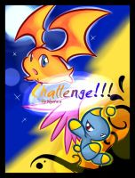 Sonic - Digimon :: Challenge by nyotaro