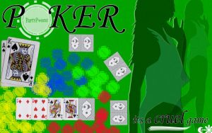 Poker Background by Asher46