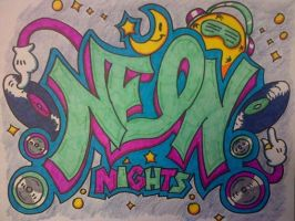 Neon Nights by WaldenBJayWiiGEE93