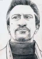 Robert De Niro by Sexycreations